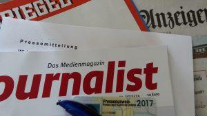 Durch erfolgreiche Pressearbeit die Medien erreichen. Medientraining Pressearbeit