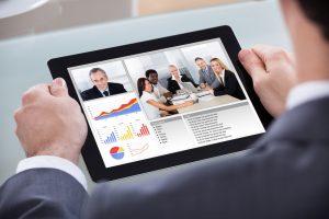 Medientraining aktuell: Beratung zu Videoberatung, Videokonferenz, Webinar
