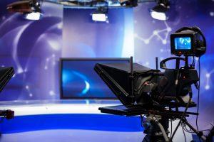 Kamera, TV Studio