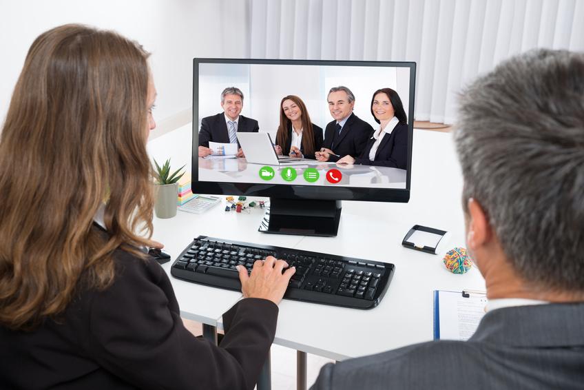 Medientraining Videoberatung Banken, Volksbanken, Versicherungen