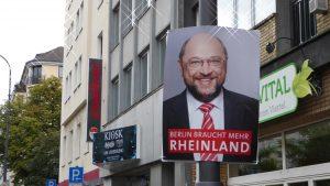 EMMERICH mediencoaching, Medientrainer in Köln, zum Wahlplakat von Martin Schulz