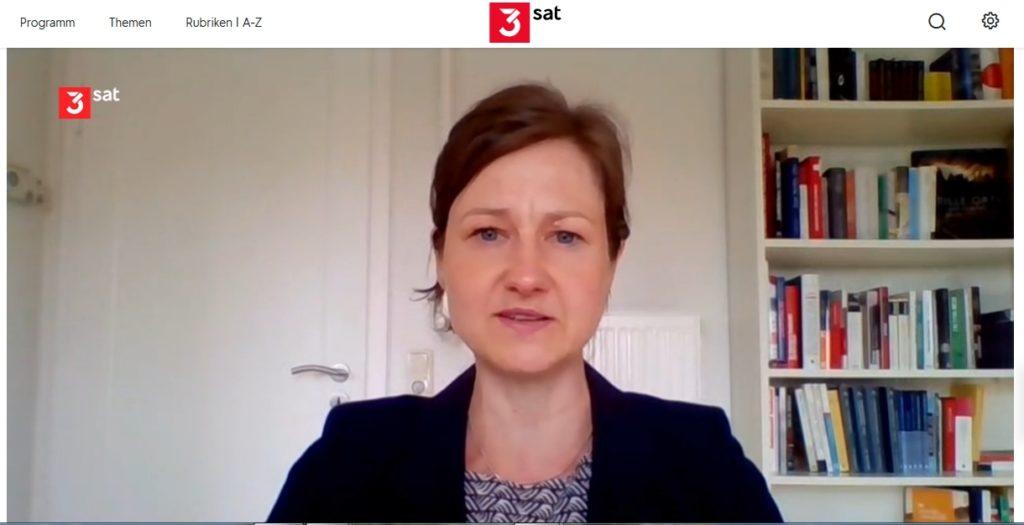Expert*innen Interview per Videokonferenz