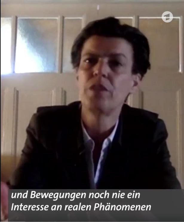 TV-Interview per Videokonferenz
